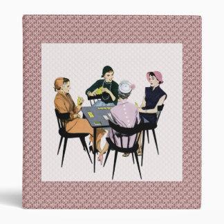 noche del juego de las señoras de los años 50