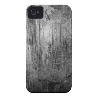 NOCHE DEL METAL DEL GRUNGE CARCASA PARA iPhone 4 DE Case-Mate