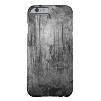 NOCHE DEL METAL DEL GRUNGE FUNDA BARELY THERE iPhone 6