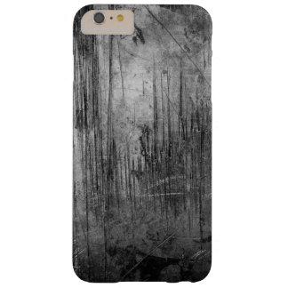 NOCHE DEL METAL DEL GRUNGE FUNDA BARELY THERE iPhone 6 PLUS