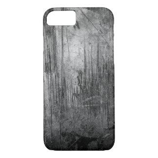 NOCHE DEL METAL DEL GRUNGE FUNDA iPhone 7