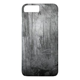NOCHE DEL METAL DEL GRUNGE FUNDA iPhone 7 PLUS