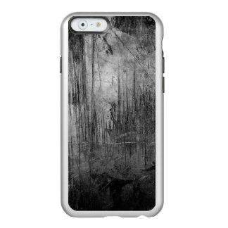 NOCHE DEL METAL DEL GRUNGE FUNDA PARA iPhone 6 PLUS INCIPIO FEATHER SHINE