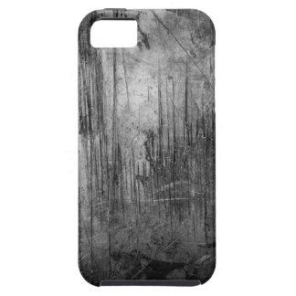 NOCHE DEL METAL DEL GRUNGE FUNDA PARA iPhone SE/5/5s