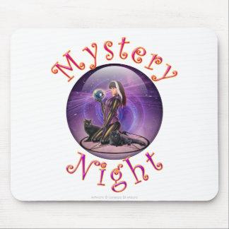 Noche del misterio alfombrillas de ratón