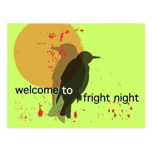 Noche del susto postal