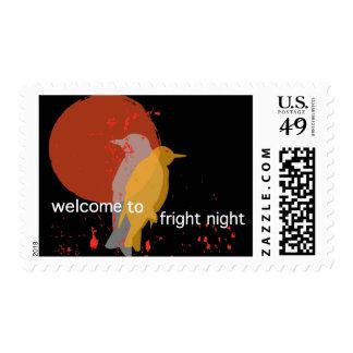 Noche del susto sello