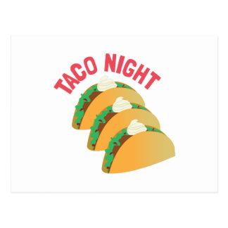 Noche del Taco Postal