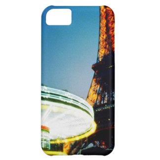 Noche dos de Eiffel Funda iPhone 5C