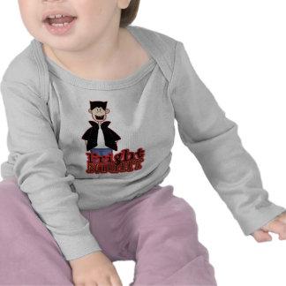 Noche Drácula Halloween del susto Camisetas