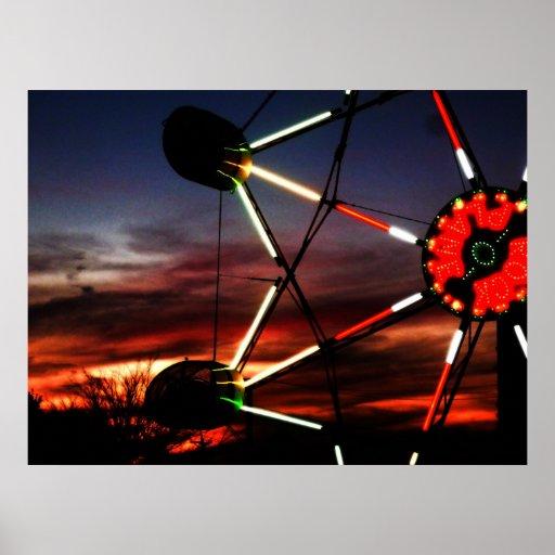 Noche en el circo póster