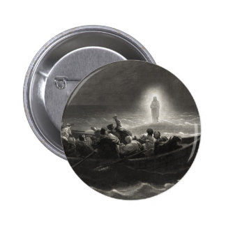 """""""Noche en el mar botón de Galilea"""" Pins"""
