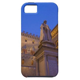 Noche en la plaza Salimbeni Siena Italia 2 iPhone 5 Case