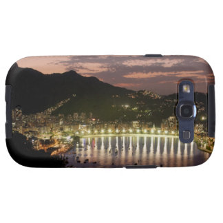 Noche en Río de Janeiro, el Brasil Galaxy SIII Cárcasa