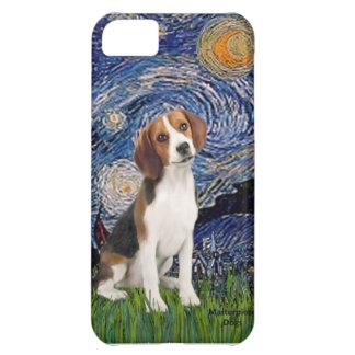 Noche estrellada - beagle 1