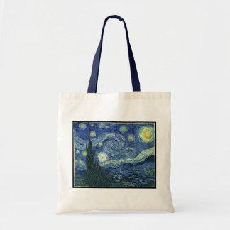 noche estrellada bolsa