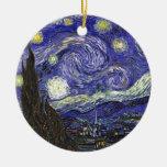 Noche estrellada de Van Gogh Adorno Para Reyes