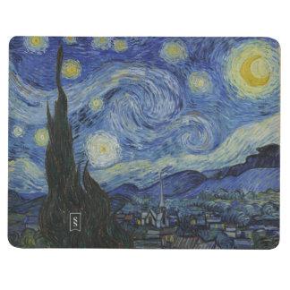 noche estrellada de Van Gogh Cuadernos Grapados