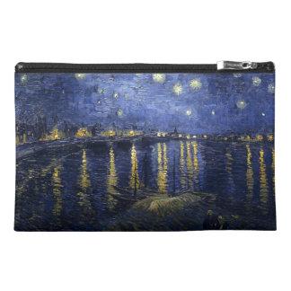 Noche estrellada de Van Gogh el   sobre el Rhone