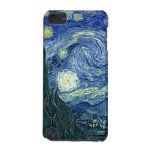 Noche estrellada de Van Gogh Funda Para iPod Touch 5G