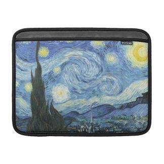 Noche estrellada de Van Gogh Funda Macbook Air