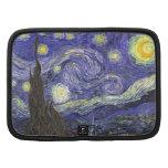 Noche estrellada de Van Gogh, impresionismo del po Planificador