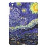 Noche estrellada de Van Gogh iPad Mini Protector