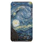 Noche estrellada de Van Gogh iPod Touch Carcasa