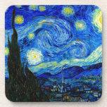 Noche estrellada de Van Gogh Posavasos
