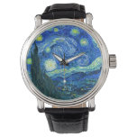 Noche estrellada de Van Gogh Reloj De Mano