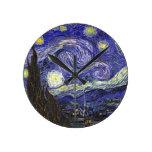 Noche estrellada de Van Gogh Relojes