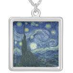 Noche estrellada de Vincent van Gogh Grímpola