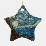 Noche estrellada de Vincent van Gogh Adorno De Reyes