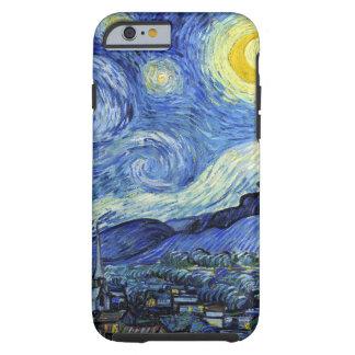 Noche estrellada de Vincent van Gogh Funda De iPhone 6 Tough