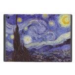 Noche estrellada de Vincent van Gogh iPad Mini Protectores