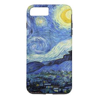 Noche estrellada de Vincent van Gogh Funda iPhone 7 Plus