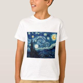 Noche estrellada de Vincent van Gogh Polera