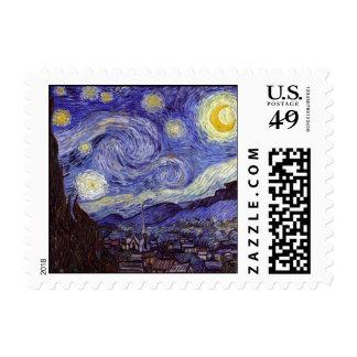 Noche estrellada de Vincent van Gogh Envio