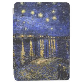 Noche estrellada de Vincent van Gogh sobre el Cubierta De iPad Air