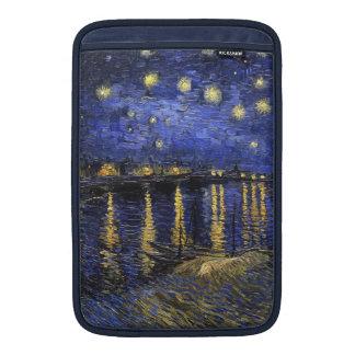 Noche estrellada de Vincent van Gogh sobre el Fundas MacBook