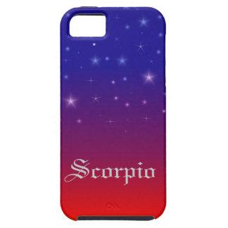 Noche estrellada en la puesta del sol II iPhone 5 Case-Mate Cobertura