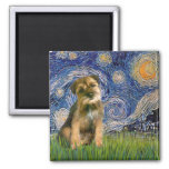 Noche estrellada - frontera Terrier #1 Iman