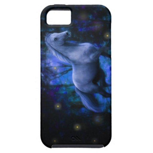 Noche estrellada iPhone 5 fundas