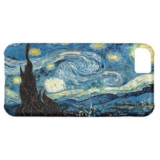 Noche estrellada por el iPhone 5C de Van Gogh - de Carcasa iPhone 5C