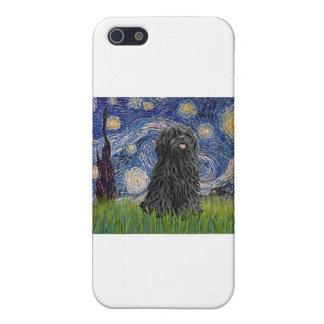 Noche estrellada - Puli iPhone 5 Protector