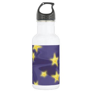 Noche estrellada púrpura; Modelo de estrellas