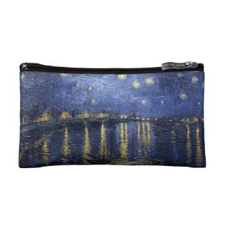 Noche estrellada sobre el Rhone - el Van Gogh (188