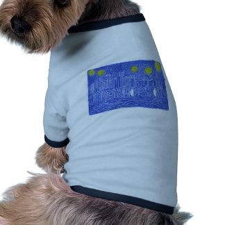 ¿Noche estrellada sobre Nueva York… quién es Juan  Camiseta De Perro