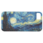 Noche estrellada - Van Gogh iPhone 5 Case-Mate Protector