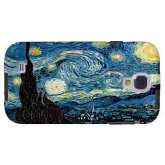 Noche estrellada - Van Gogh - galaxia S4 de Funda Para Galaxy S4
